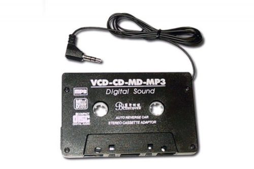 MP3/CD Cassette Adapter / Cassette Adaptor