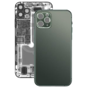 Glass Battery Back Cover for iPhone 11 Pro Max(Green)