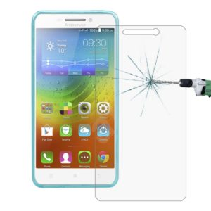 0.26mm 9H+ Surface Hardness 2.5D Explosion-proof Tempered Glass Film for Lenovo A5000