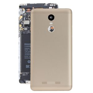 Battery Back Cover for Xiaomi Redmi Note 3(Gold)