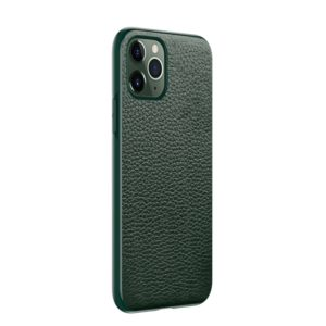 For iPhone 11 Pro SULADA Magnetic Suction TPU Protective Case(Green) (SULADA)
