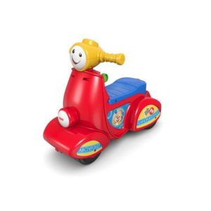 FISHER PRICE ΕΚΠΑΙΔΕΥΤΙΚΟ SCOOTER SΜΑΡT STAGES DHN78