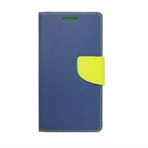 iS BOOK FANCY SAMSUNG A9 2018 blue lime
