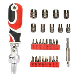 JF-6095F 27 in 1 Professional Multi-functional Screwdriver Set (JIAFA)