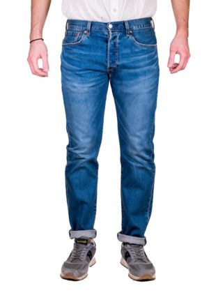 ΑΝΔΡΙΚΟ JEAN LEVIS 501 ORIGINAL FIT (00501-2991) Light Blue