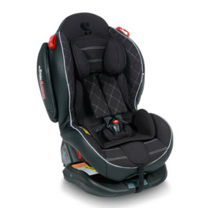 Κάθισμα Αυτοκινήτου Lorelli Arthur + SPS Isofix 0-25kg Black Leather