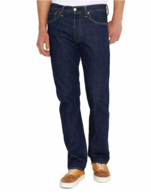 LEVIS 501 JEANS - ONE WASH (00501-0101)
