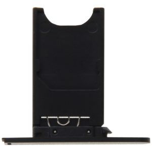 SIM Card Tray for Nokia Lumia 800(Black)