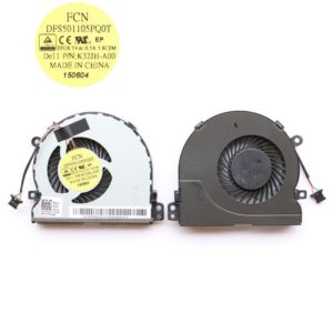 Ανεμιστηράκι Laptop - CPU Cooling Fan DELL Latitude E3450 E3550 DFS501105PQ0T FFG8 K32JH-A00 0K32JH (Κωδ. 80359)