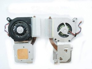 Ανεμιστηράκι Laptop - CPU Cooling FanToshiba Portege R500-S5008X Fan and Heatsink GDM610000359(Κωδ. 80483)