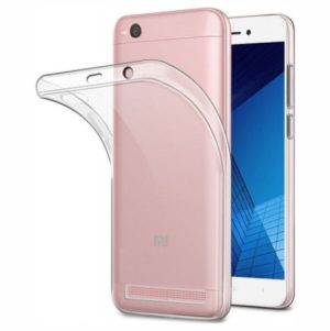 Senso TPU Full Protection case for Xiaomi Redmi 5A Διάφανο