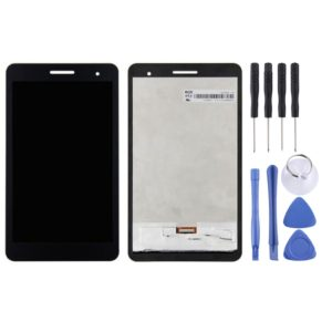 LCD Screen and Digitizer Full Assembly for Huawei MediaPad T2 7.0 LTE / BGO-DL09 (Black)