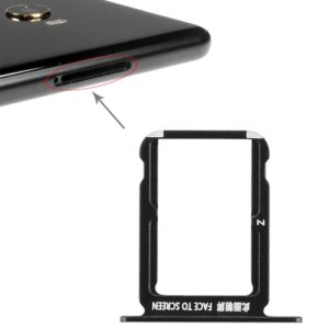 SIM Card Tray for Xiaomi Mi Mix 2S (Black)