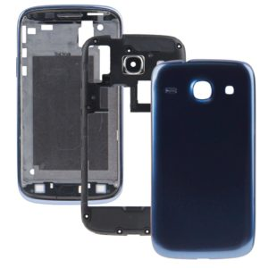 Full Housing Faceplate Cover for Galaxy Dous / i8262D(Blue)