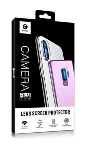 Mocolo Tempered Glass Camera Lens για το Huawei P30 - Clear