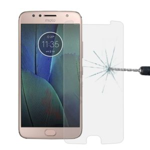 For Motorola Moto G5S Plus 0.3mm 9H Surface Hardness 2.5D Explosion-proof Tempered Glass Non-full Screen Film