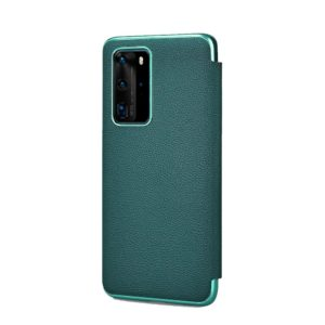iCarer iCarer RHP 4004 Huawei P40 Pro Genuine Leather Book Case Green (22-00196)