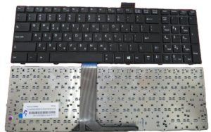 Πληκτρολόγιο Laptop Ελληνικό - Greek Keyboard for MSI CR620 CR630 CR650 A6200 GE620 S6000 GX660 GT660 MS-1681 V139922CK1 UI V111922AK1 3EUS231 V139922CJ1 S1N-3JJP2X1-SA0 (Κωδ. 40424GR)