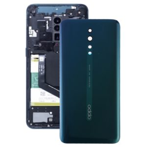 Back Cover for OPPO Reno Z(Blue)