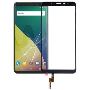 Touch Panel for Wiko View XL (Black)