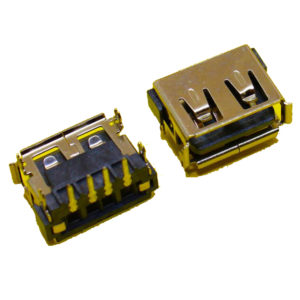 Bύσμα USB Laptop - Acer 5920 USB 2.0 Female Jack Socket Port Connector (Κωδ.1-USB031)