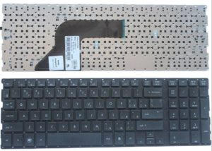 Πληκτρολόγιο Laptop HP Probook 4710S, P/N:NX426EA#B1A VERSION BLACK KEYBOARD NOFRAME (Κωδ.40165USNOFRAME)