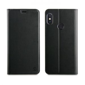 MUVIT LEATHER STAND BOOK XIAOMI NOTE 5 black