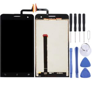 LCD Screen and Digitizer Full Assembly for Asus ZenFone 5 / A502CG (Black)
