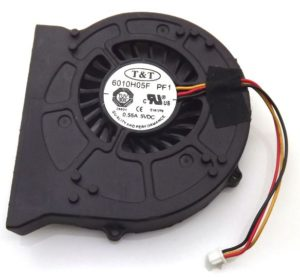 Ανεμιστηράκι Laptop - CPU Cooling Fan MSI EX620 EX623 EX625 EX628 GX623 EX623GS EX630 EX628 GX400 CX420 MS-1674 6010H05F PF1 3Pin Fan CPU​ (Κωδ.80315)