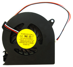Ανεμιστηράκι Laptop - CPU Cooling Fan HP Compaq 511 515 516 610 615 616 CQ510 CQ511 CQ515 CQ516 CQ610 CQ615 DFS481305MCOT 3PIN Forcecon (Κωδ. 80149)