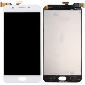 For OPPO A59 / F1s LCD Screen and Digitizer Full Assembly(White)
