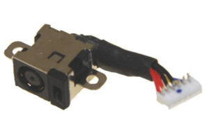 Βύσμα Τροφοδοσίας HP Pavilion DV3000 DV3500 DV3600 DV3700 DV3800 468827-001 DC Power Jack Socket Connector Charging Port DC IN Cable (κωδ.3416)