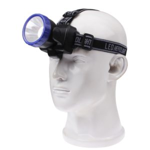 537B Ultra Bright Headlamp, 5W LED, Random Color Delivery
