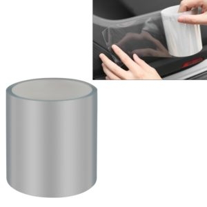 Universal Car Door Invisible Anti-collision Strip Protection Guards Trims Stickers Tape, Size: 10cm x 5m