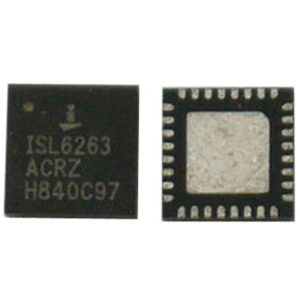 Controller IC Chip - Intersil ISL6263ACRZ QFN-32