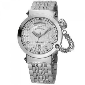Ρολόι JOHN GALLIANO L elu Automatic Stainless Steel Bracelet - R1523100045 R1523100045