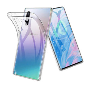 Θηκη TPU TT Samsung Galaxy Note 10 Διάφανη