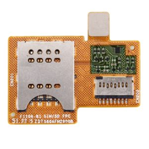 SIM Card Flex Cable for Sony Xperia miro / ST23