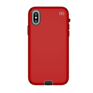 Speck Speck Case iPhone X/XS Presidio Sport Red - (104443-6685)