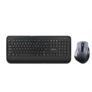 Combo mouse and keyboard Loshine T8900, Black - 6113