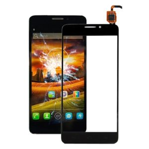 Touch Panel for Alcatel One Touch Idol X Dual / 6040D / 6040E(Black)