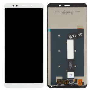 LCD Screen and Digitizer Full Assembly for Xiaomi Redmi Note 5 / Note 5 Pro(White)