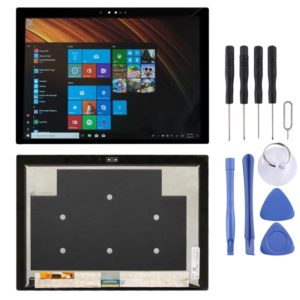 LCD Screen and Digitizer Full Assembly for Lenovo Miix 630 (Black)