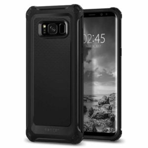 Spigen Rugged Armor Extra για το Samsung Galaxy S8 Plus G955 Black 571CS21276