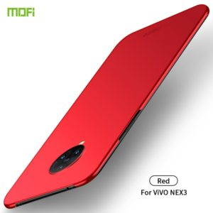 For VIVO NEX3 MOFI Frosted PC Ultra-thin Hard Case(Red) (MOFI)