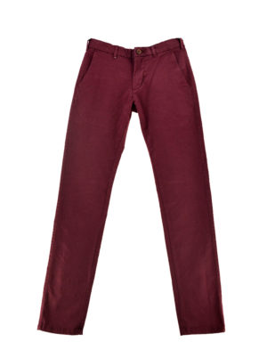 GNIOUS CHINOS PANTS JAGOWSON ΑΝΔΡΙΚΟ - μπορντο (300131-8010)