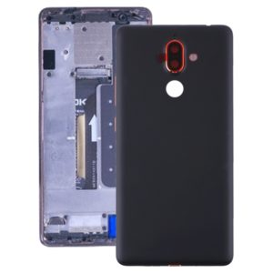 Back Cover with Back Camera Lens & Side Keys for Nokia 7 Plus