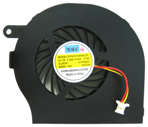 Ανεμιστηράκι Laptop - CPU Cooling Fan HP Compaq CQ72 G72 G62-b95EV G72-b15EV G72-b15SV 606014-001 3PIN OEM (Κωδ. 80150)