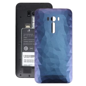 Original Crystal Diamond Version Back Battery Cover for Asus Zenfone Selfie / ZD551KL (Dark Blue)