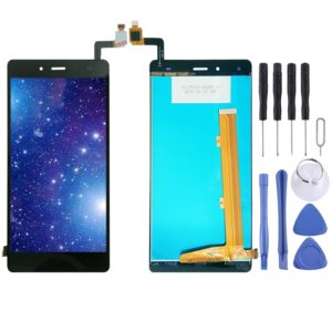 LCD Screen and Digitizer Full Assembly for Tecno Infinix Hot 4 X557 (Black)
